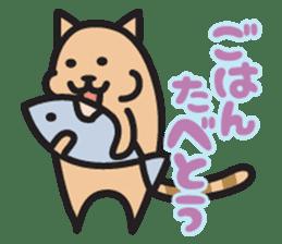 Kansai dialect animal stamp sticker #2683382
