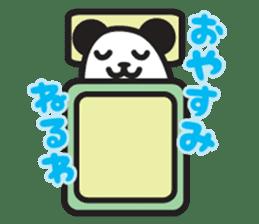 Kansai dialect animal stamp sticker #2683396