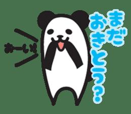 Kansai dialect animal stamp sticker #2683409