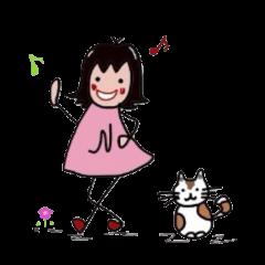 nene-chan sametime nanapon