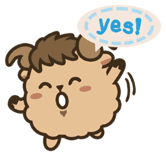 Cute Zodiac : Aries sticker #2687653