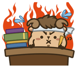 Cute Zodiac : Aries sticker #2687655
