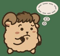 Cute Zodiac : Aries sticker #2687658