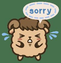 Cute Zodiac : Aries sticker #2687660