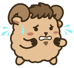 Cute Zodiac : Aries sticker #2687665
