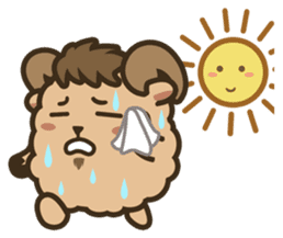 Cute Zodiac : Aries sticker #2687673
