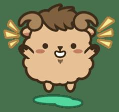 Cute Zodiac : Aries sticker #2687675