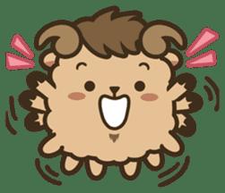 Cute Zodiac : Aries sticker #2687679