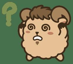 Cute Zodiac : Aries sticker #2687685