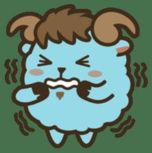 Cute Zodiac : Aries sticker #2687686