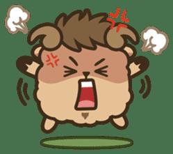 Cute Zodiac : Aries sticker #2687689
