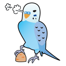Happy Birds Life sticker #2689105