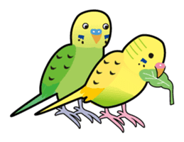 Happy Birds Life sticker #2689108