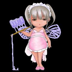 Fairy momo-chan