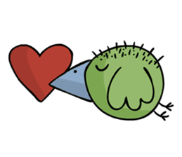 Rabtus & Cumber - That's Love sticker #2695933