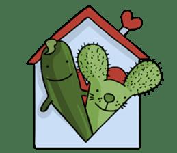 Rabtus & Cumber - That's Love sticker #2695946