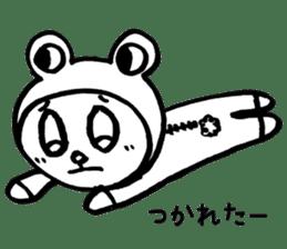 Kaeru-Kuma 2 sticker #2701995