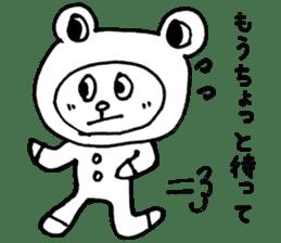 Kaeru-Kuma 2 sticker #2702004