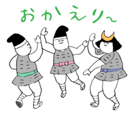 Cycling SAMURAI sticker #2713182