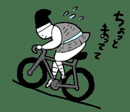 Cycling SAMURAI sticker #2713208