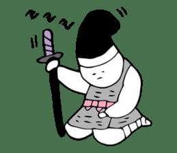 Cycling SAMURAI sticker #2713215