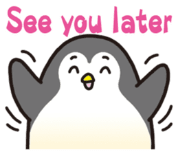 See you!Animals sticker #2715188