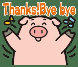 See you!Animals sticker #2715192
