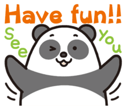 See you!Animals sticker #2715201