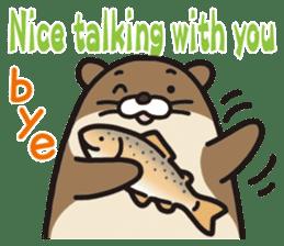 See you!Animals sticker #2715202