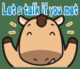 See you!Animals sticker #2715204