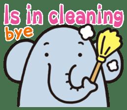 See you!Animals sticker #2715213
