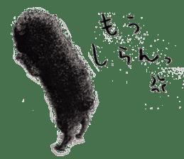 Boku Pug sticker #2715491