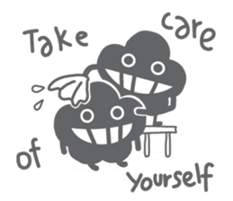 Dustykid <Cheer Up Everyday> sticker #2718059