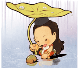 Little prince and friends sticker #2718997