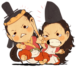 Little prince and friends sticker #2718999