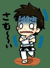 OSS! KARATE-DO! sticker #2722393