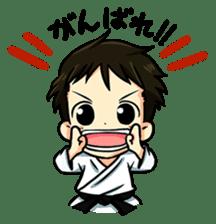 OSS! KARATE-DO! sticker #2722397