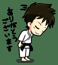 OSS! KARATE-DO! sticker #2722399