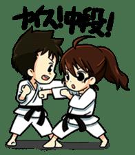 OSS! KARATE-DO! sticker #2722409