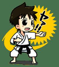OSS! KARATE-DO! sticker #2722421