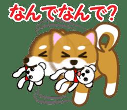 Taro Shiba Inu sticker #2725239