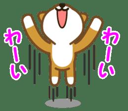 Taro Shiba Inu sticker #2725245