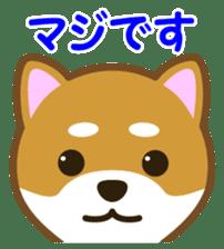 Taro Shiba Inu sticker #2725251