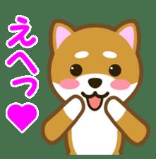 Taro Shiba Inu sticker #2725252