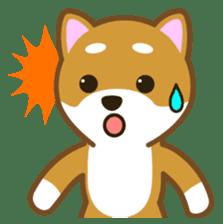 Taro Shiba Inu sticker #2725254