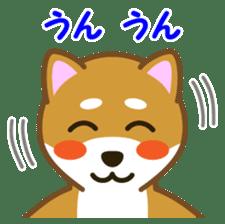 Taro Shiba Inu sticker #2725261