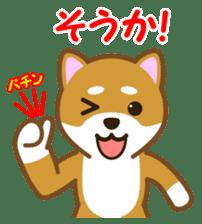 Taro Shiba Inu sticker #2725262