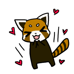 Daily of red pandas.