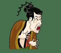 Here are Samurai era Stickers sticker #2740173