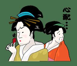Here are Samurai era Stickers sticker #2740191